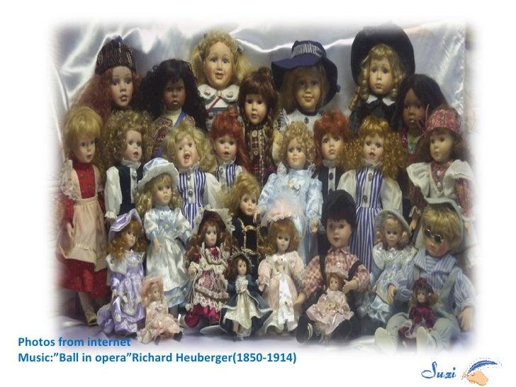 "Photos from internet Music:""Ball in opera""Richard Heuberger(1850-1914)"