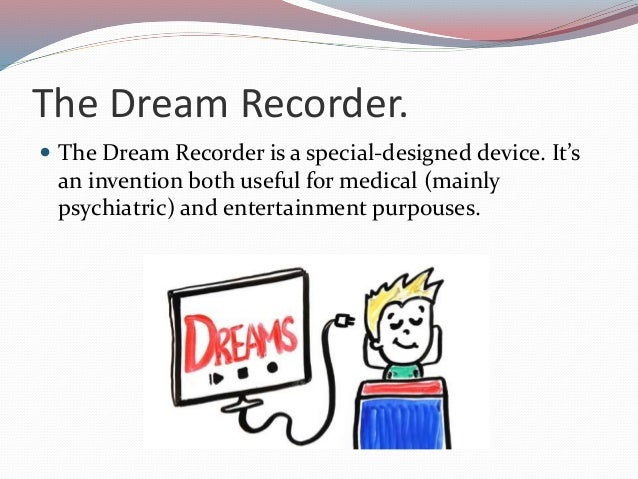 dreamrecorder