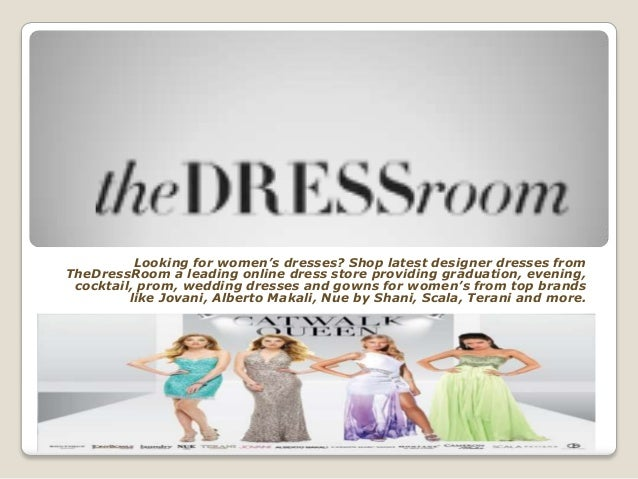 Looking for women's dresses? Shop latest designer dresses from TheDressRoom a leading online dress store providing graduat...