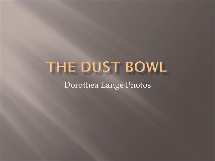 Dorothea Lange Photos