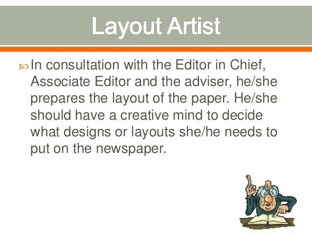The Duties & Responsibilities Of Editors