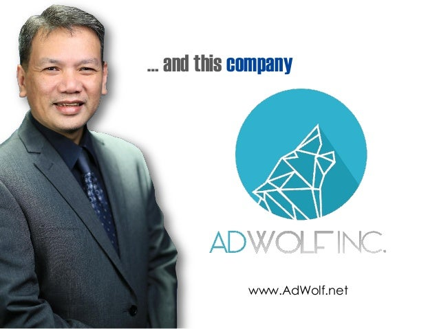 … and this company www.AdWolf.net