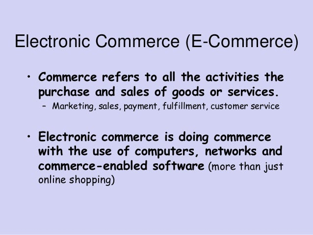 The electronic payment systems Slide 2