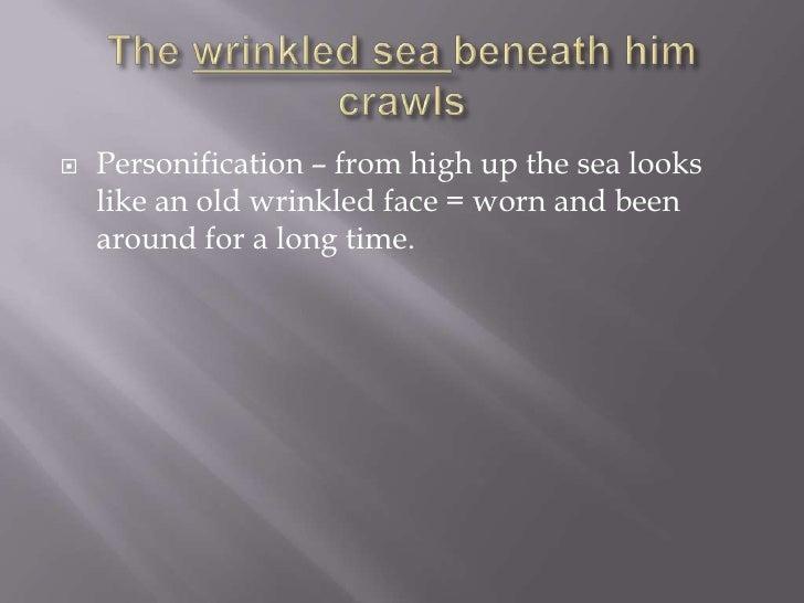 the eagle tennyson analysis