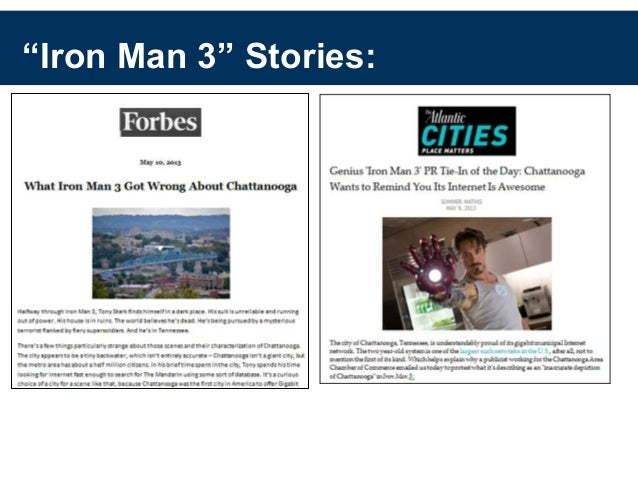 The earned media advantage a blueprint for working with the news med iron man 3 stories malvernweather Images