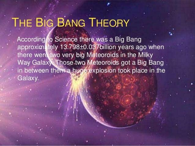 solar system big bang theory - photo #18