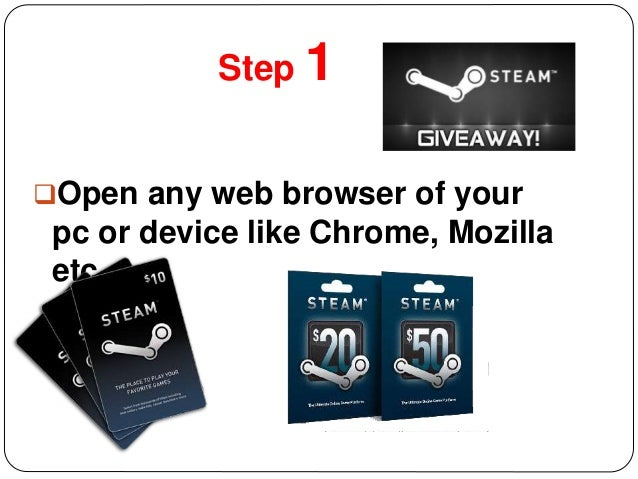how to get to your steam cart