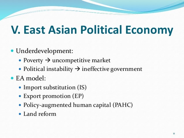 """explanations of east asian economic development Journal of east asian studies, vol  """"fiscal decentralization and its impact on regional economic development and fiscal  estimates and explanations."""