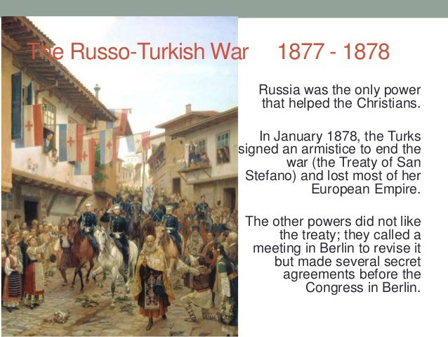 The Eastern Question and the Crimean War: First World War Centenary (4)