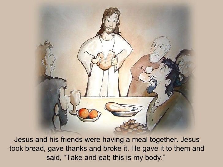 The Easter Story Slide 2