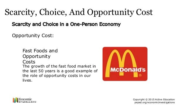 SCARCITY AND CHOICE IN ECONOMICS PDF