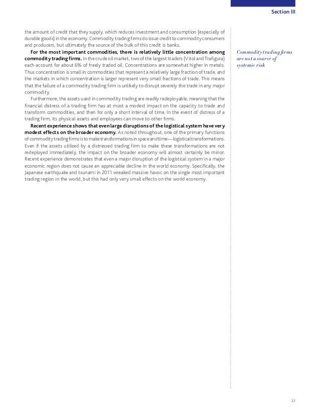 Trafigura trading system