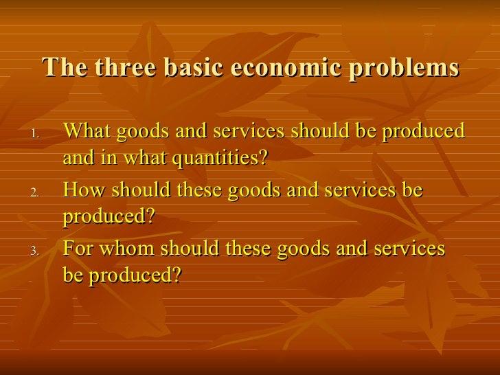 The Economic System Slide 3