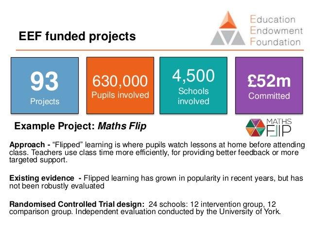 The Education Endowment Foundation