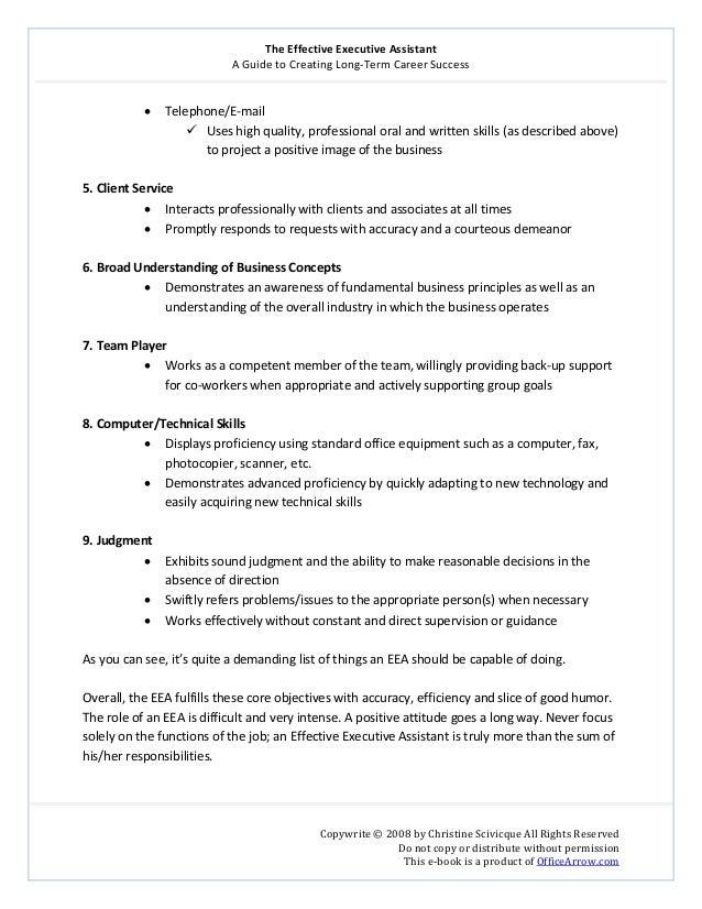 The effective executive assistant e book spelling errors 8 the effective executive assistant fandeluxe Choice Image
