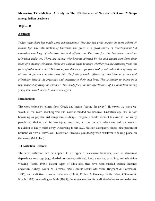 Impact of News on Radio and TV Audience Academic Essay
