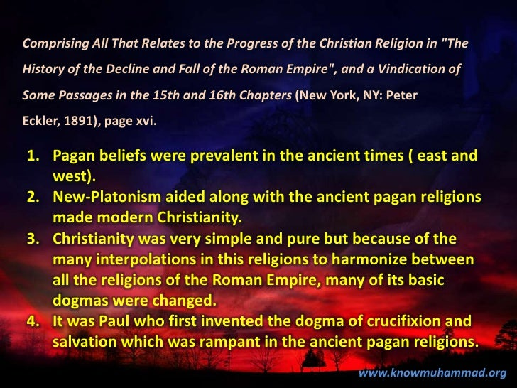 constantines effects on christianity How did constantine i convert to christianity  however, the side effect of this  worldly involvement on the church and vice versa disgusted.