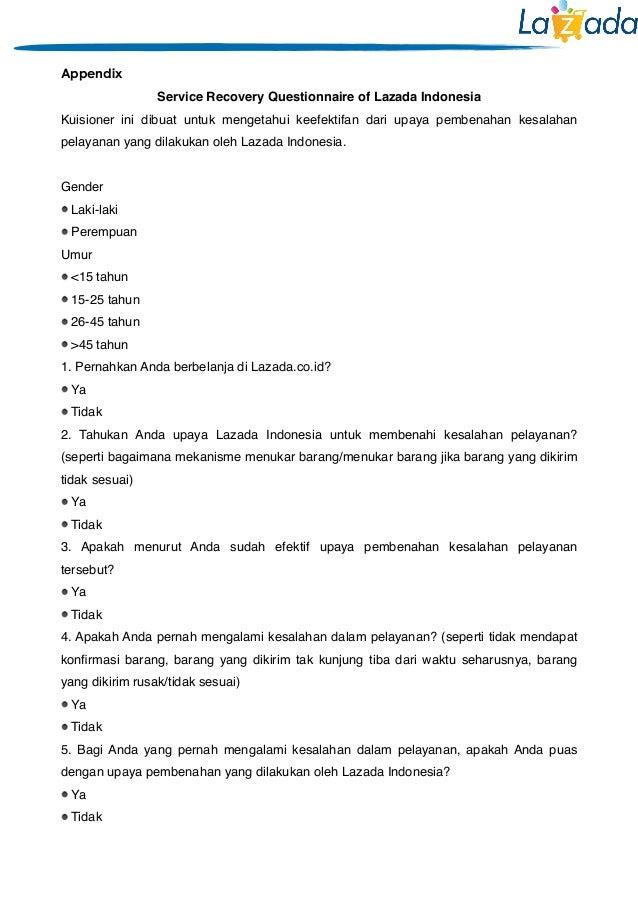 questionnaire service