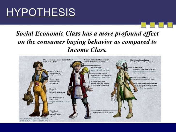 Outsiders effects social class