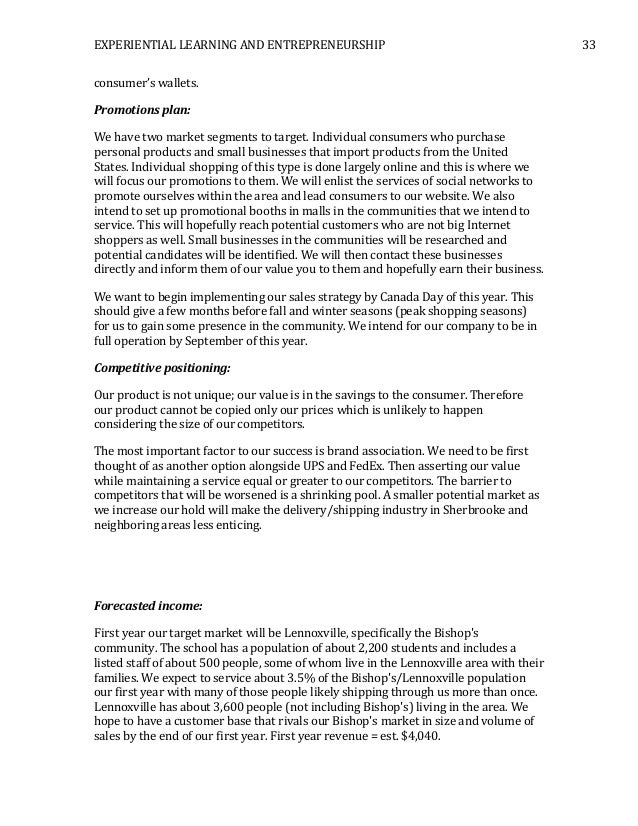term papers on entrepreneurship This paper has been presented at the fifth global entrepreneurship research   theoretical foundations of entrepreneurship development programs: an.