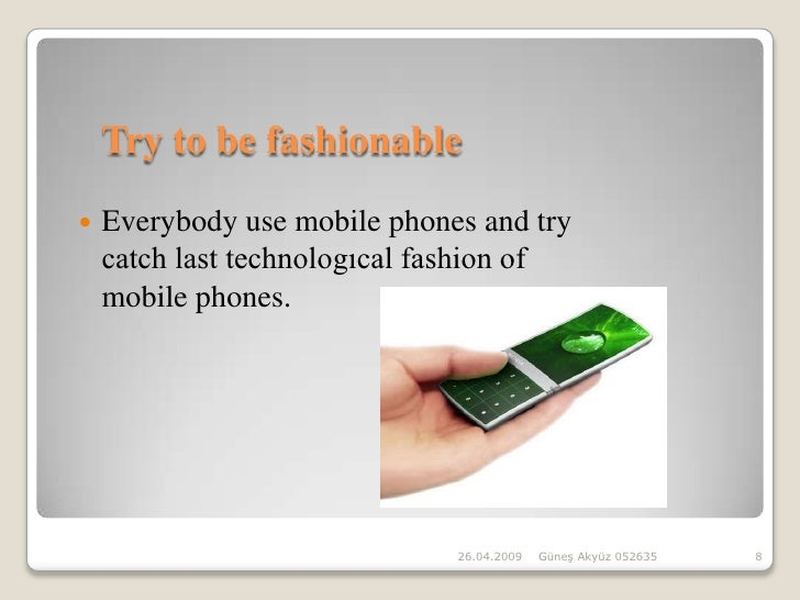 effect of mobile phones on life Mobile phones have brought revolution in human life before the invention of mobile phones very few people would have imagined that in future they would have instrument like a mobile phone but this great invention has brought with itself many health hazards the problem is that mobile phones are.