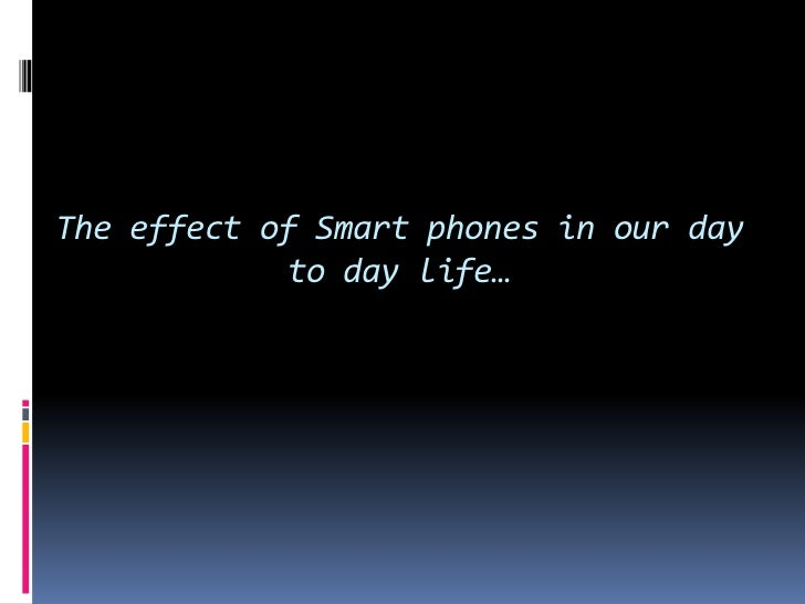 How Smartphones Affect Your Brain And Body Without You Knowing