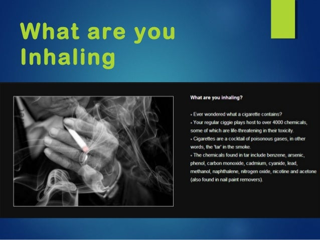 the effects of smoking and illegal drugs on health