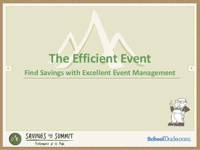 The Efficient EventFind Savings with Excellent Event Management