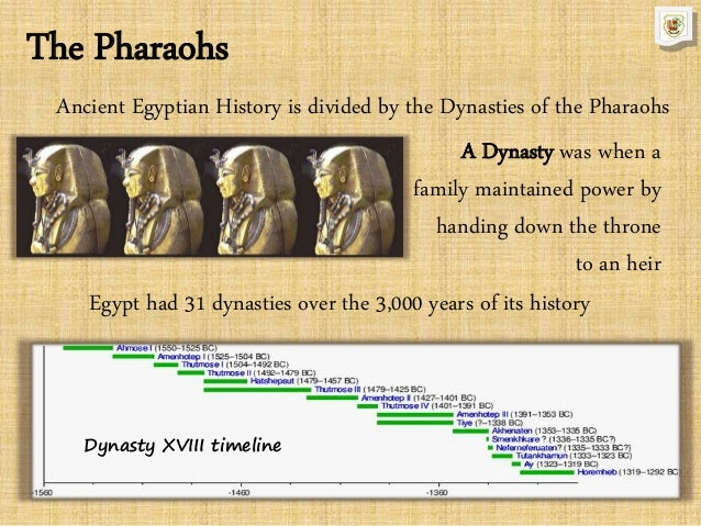 The egyptian empire ii egypt was also a powerful ruler 8 dynasty xviii timeline the pharaohs altavistaventures Images