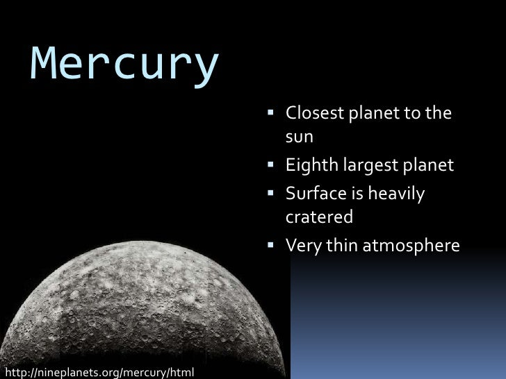 Exploration of Mercury