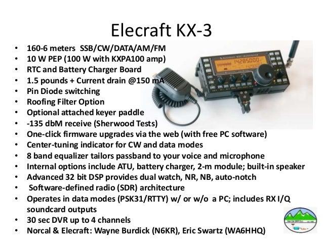 Elecraft Kx3 Mods