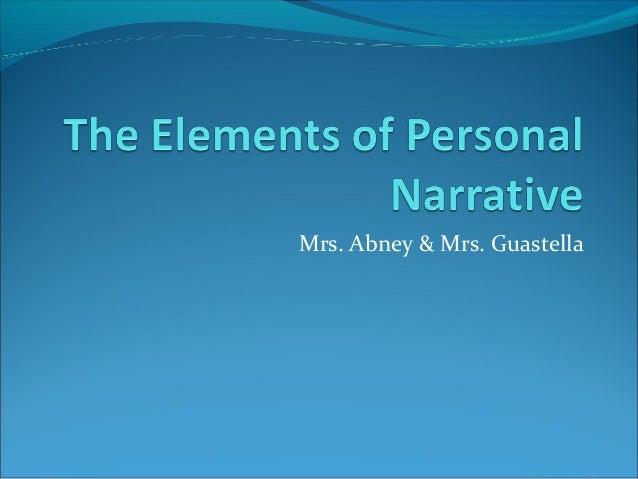 Mrs. Abney & Mrs. Guastella