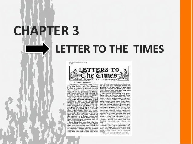the elephant man chapter summaries setting characters  chapter 3 letter to the times 10