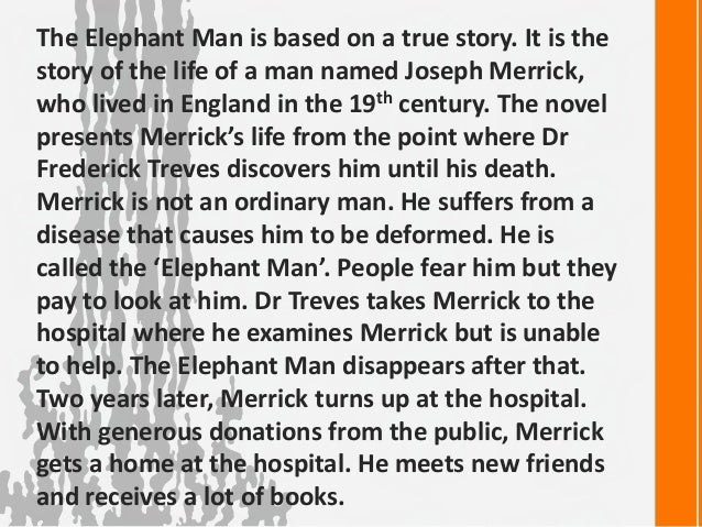The Elephant Man Critical Essays