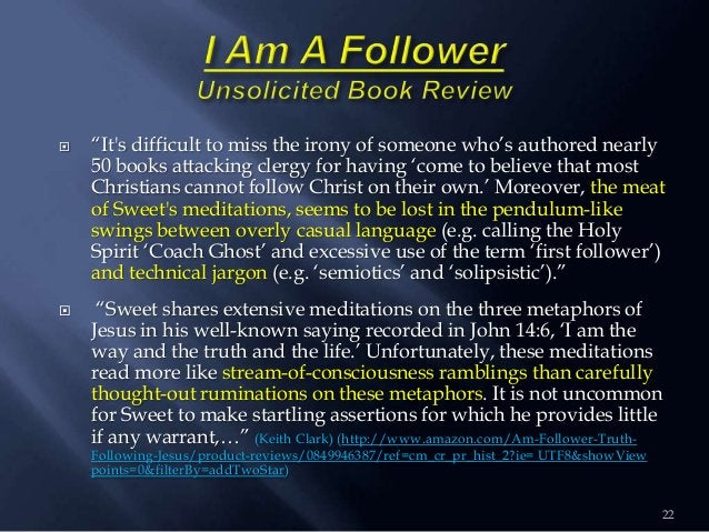 """ """"It's difficult to miss the irony of someone who""""s authored nearly 50 books attacking clergy for having """"come to believe..."""