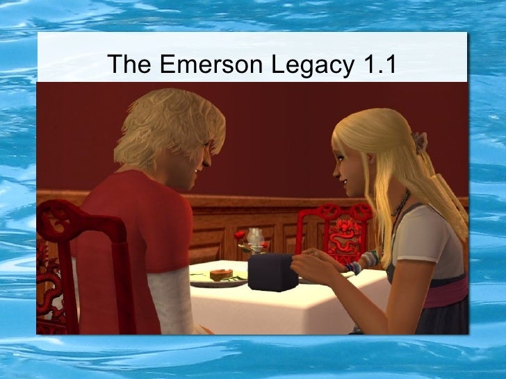 The Emerson Legacy 1.1