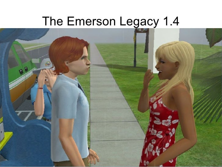 The Emerson Legacy 1.4