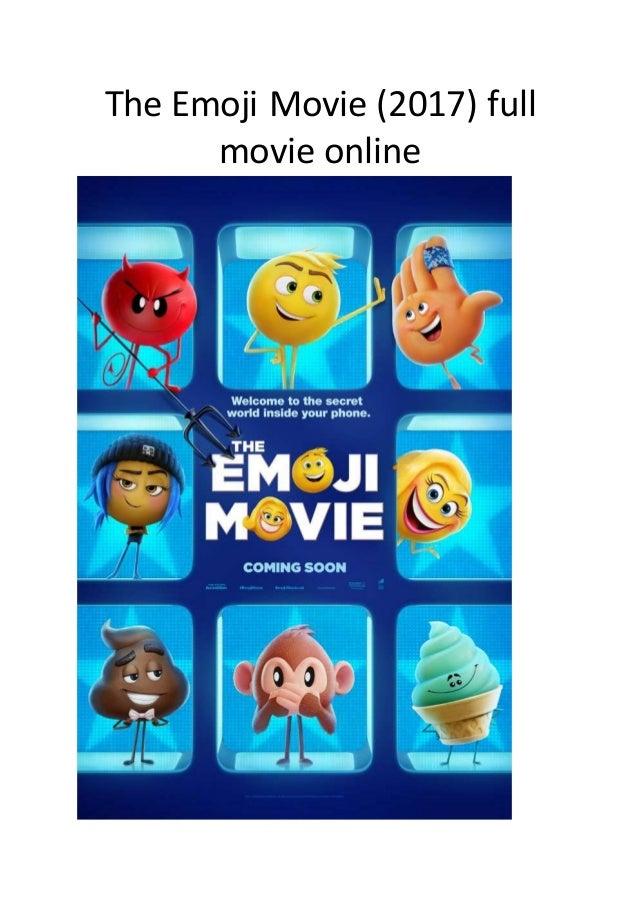 the emoji movie full movie free online