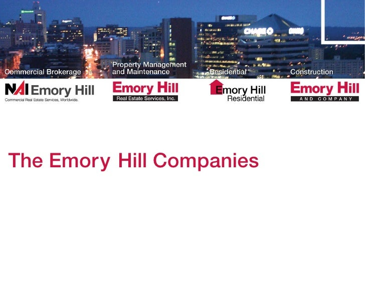 The Emory Hill Companies