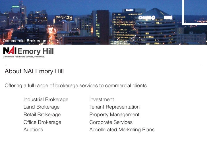 Emory Hill Property Management