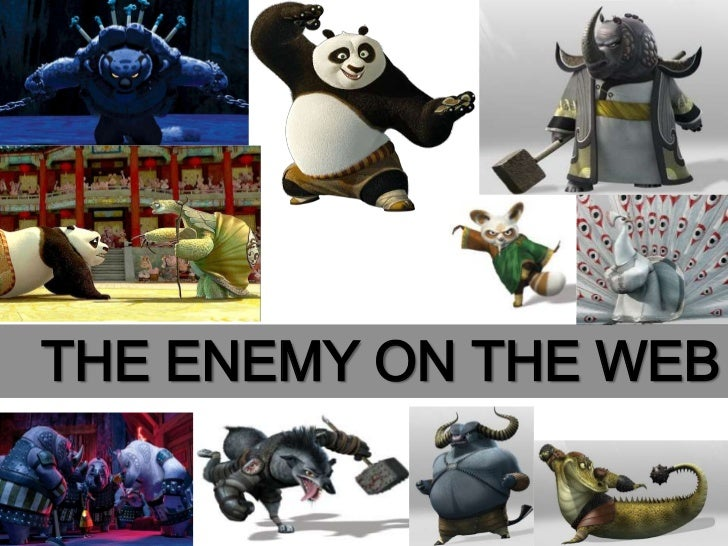 THE ENEMY ON THE WEBhttp://www.flickr.com/photos/8407953@N03/5990642198/