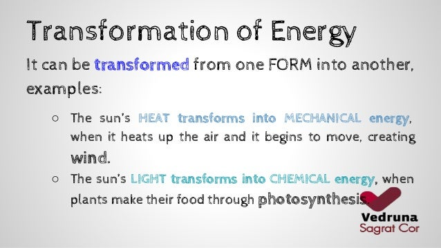 The energy Year 5 – Energy Transformation Worksheet Answers
