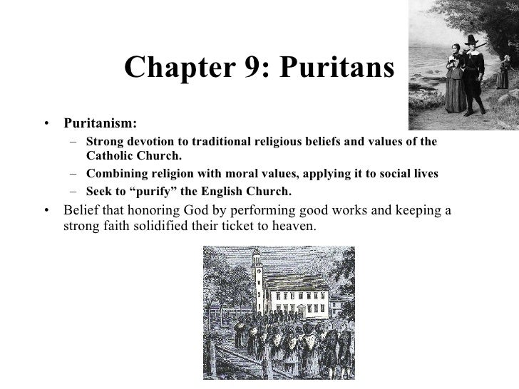 puritans and their relationships Puritanism as a body of theological doctrine and church polity is distinct from   on the individual's relationship to god, not that of the church or that of his family.