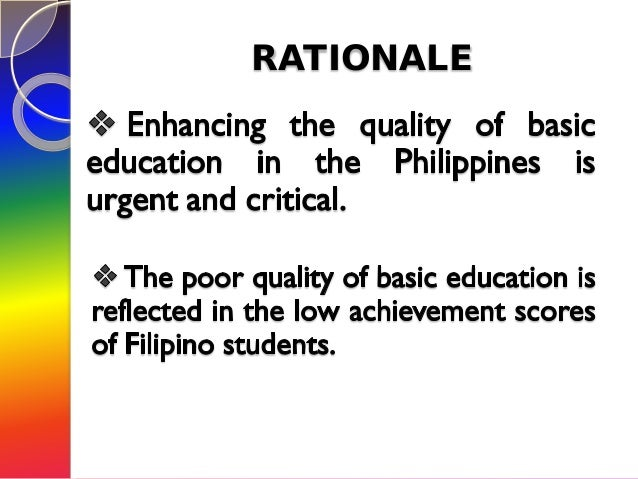 k 12 basic education progress by noynoy aquino Manila, philippines - president benigno aquino iii on wednesday, may 15, signed the enhanced basic education act of 2013 into law, more commonly known as the k-12 program with the law passed.
