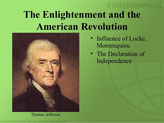 an understanding of the influence of thomas jefferson The election of 1800 - thomas jefferson, john adams, charles c pinckney, alexander hamilton and more in the election of 1800.