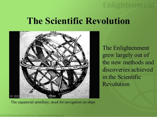 Age of enlightenment essay