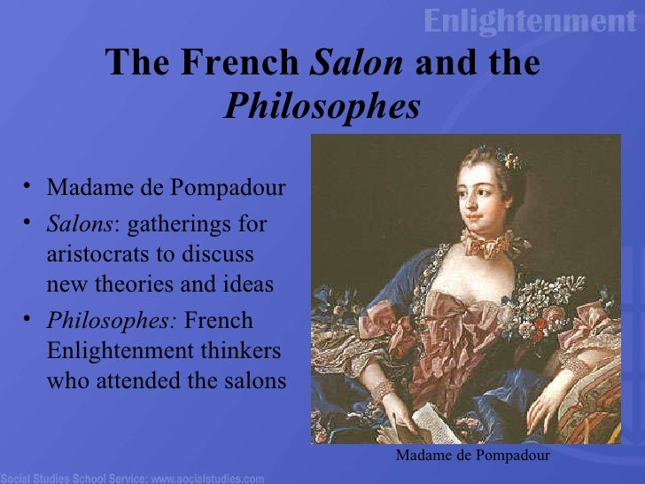 Early Modern Europe » Scientific Revolution, Enlightenment & French Revolution