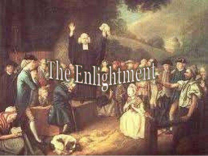 The Enlightment<br />
