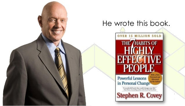 He wrote this book.