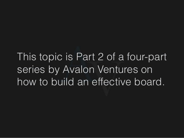 The Entrepreneur's Guide to Composing Your Board Slide 3